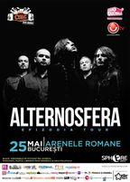 Concert Alternosfera la Arenele Romane!