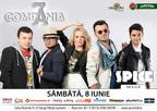 Concert LIVE Compania 7 in Spice Club