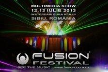 Fusion Festival 2013 la Sibiu!