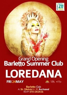 Concert Loredana - Grand Opening @Barletto Summer Club