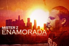 Mister Z - Enamorada feat Andreias (single nou)