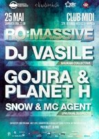 RO:MASSIVE Summer Edition @Club Midi