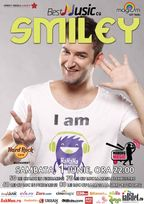 Concert Smiley la Hard Rock Cafe din Bucuresti
