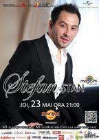 """Concert: Stefan Stan prezinta albumul """"Povestea mea"""" la Hard Rock Cafe"""
