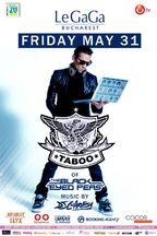 TABOO (The Black Eyed Peas) in LE GAGA