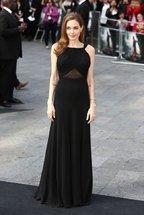 Angelia Jolie, prima aparitie dupa mastectomie