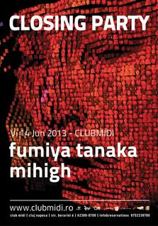 Fumiya Tanaka - Club Midi Closing party!