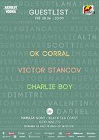 Guestlist on The Balcony w/ OK Corral, Victor Stancov, Charlie Boy @ Guestlist Club Mamaia