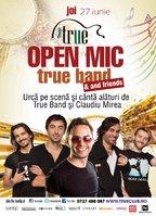 Open Mic in True Club din Bucuresti