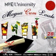 Magna Cum Laude in Mike's Pub!
