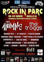 Festivalul International Rock in Parc la Arenele Romane