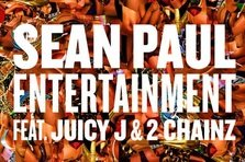 Sean Paul feat. Juicy J & 2 Chainz - Entertainment (piesa noua)