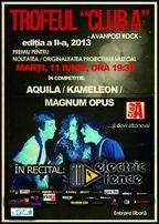 Trofeul Club A - Avanpost Rock: Invitati Electric Fence