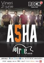 Concert ASHA in True Club!