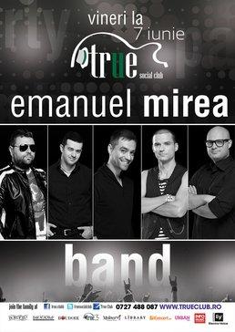 Emanuel Mirea Band in True Club!