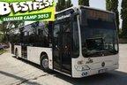 Linie speciala de autobuze RATB pentru B'ESTFEST Summer Camp 2013!