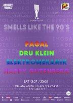 Smells Like The 90's @ Guestlist Club Mamaia (castiga 5 invitatii duble)
