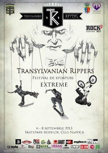O noua editie a Transylvanian Rippers @ Cluj Napoca!