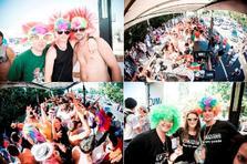Caravana Liberty Parade deschide cel mai mare eveniment dance de pe litoral!