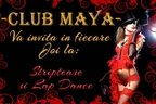 Lap  Dance RED Sensation Party @ Club Maya
