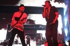 Justin Timberlake si Jay- Z au inceput turneul Legends of the Summer (video, poze)