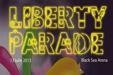 Alex Gaudino si Dr. Kucho mixeaza la Liberty Parade 2013!