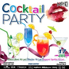 Cocktail Party @ Mike's Pub