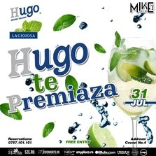 Party Hugo La Gioiosa @ Mike's Pub