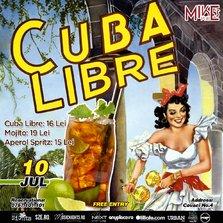 Cuba Libre @ Mike's Pub