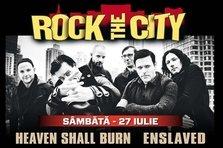 Program si reguli  de acces Rock the City 2013