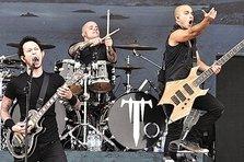 Trivium, in premiera la Bucuresti la Rock the City 2013