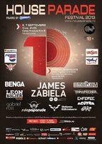 Castiga 5 bilete la House Parade Festival 2013