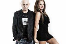 DJ Sava si Raluka, din nou impreuna pe scena