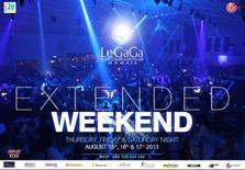 Weekend prelungit @ Le GaGa Mamaia