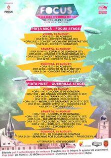 Program FOCUS Festival 2013