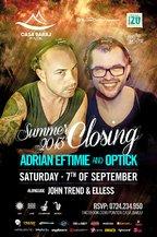 Summer 2013 Closing party @ Ponton Casa Baraj