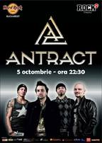 Concert live Antract in Hard Rock Cafe