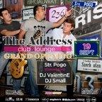 Grand Opening @ The Address Club & Lounge