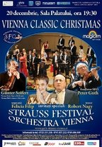 Vienna Classic Christmas @ Sala Palatului
