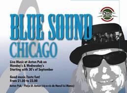 Vali Craciunescu si Dan Maciuca, in concert extraordinar cu Blue Sound Chicago