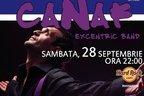 Castiga doua invitatii la concertul Canaf @ Excentric Blues Band din Hard Rock Cafe!
