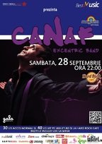 Concert CANAF & Excentric Band la Hard Rock Cafe