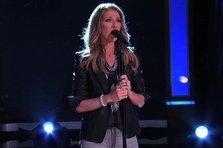 Celine Dion - Loved Me Back to Life live @ Jimmy Kimmel