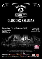 Concert Club des Belugas @ The Silver Church Club