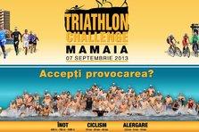 Incepe Triathlon Challenge Mamaia!