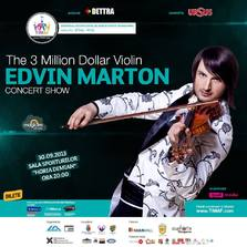 Edvin Marton- The 3 million dollar violin show