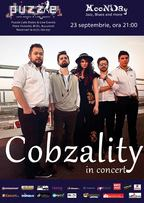 Cobzality in Concert - MooNDay Jazz, Blues & More @ Puzzle