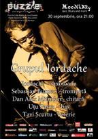 Grupul Iordache - MooNDay Jazz, Blues & More @ Puzzle