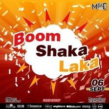 Boom Shaka Laka @ Mike's Pub