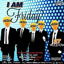 I AM Friday @ Mike's Pub